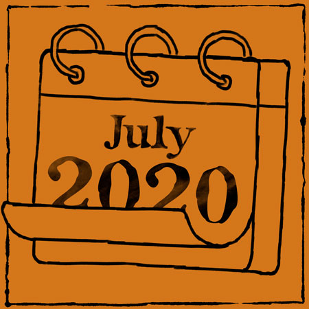 July 2020 Awareness days